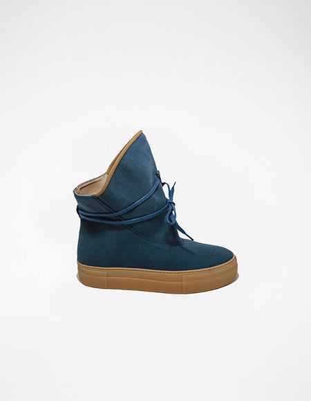 Michone Blue Boots