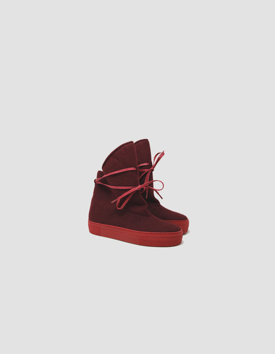 Michone Burel Bordeaux Boots