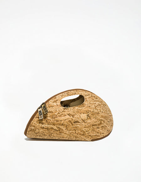 CORK SHELL Natural Bag