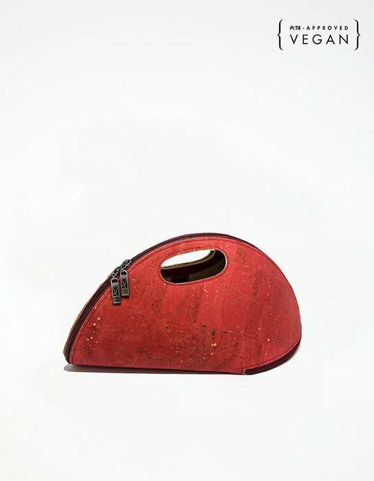 CORK SHELL Red Bag