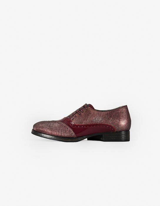 Dali Oxford Woman Red
