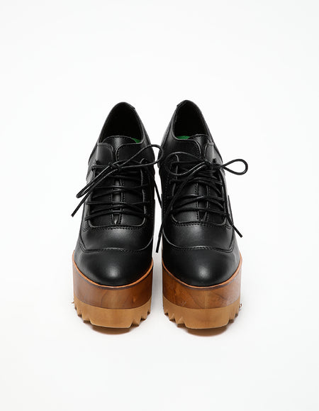 Magrite Black Shoes