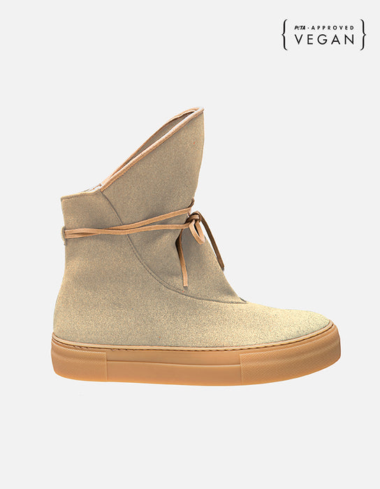Michone Light Beige Boots