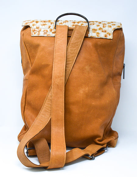 LINE Upcycling Backpack
