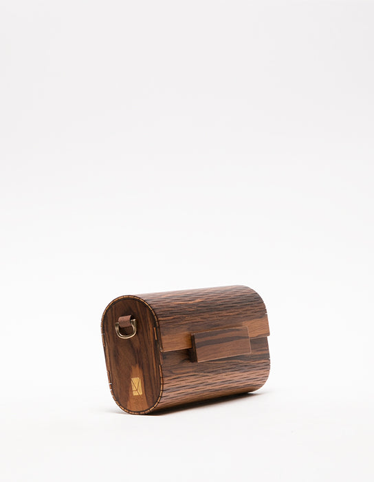 Wooden BLONDEL Clutch