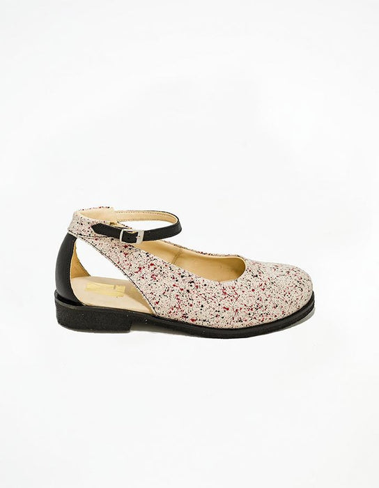 Mary Jane Bioleather Multicolor  - 30% off