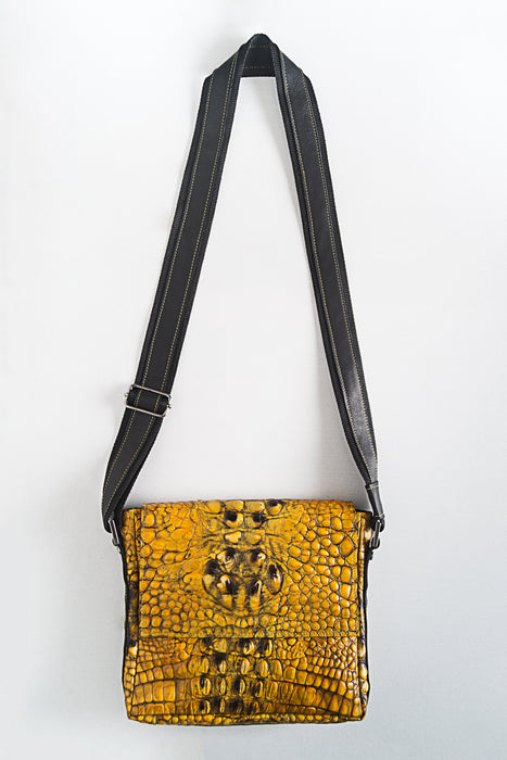 Enki Croco - Cross Bag