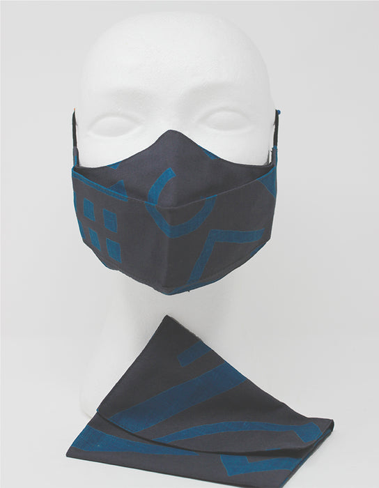 Mask-cover / Adornment Unisex