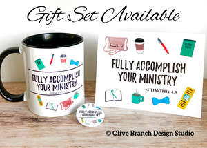 Pioneer Mug - Fully Accomplish Your Ministry