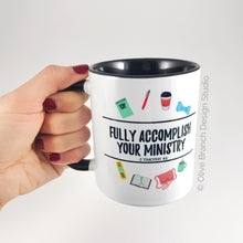 Load image into Gallery viewer, Pioneer Mug - Fully Accomplish Your Ministry