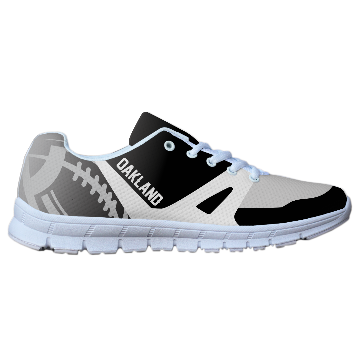 beb293cfc3d6 Oakland Football Running Shoes – fbcshop.com