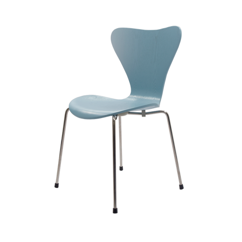 dining chair Butterfly series Light blue