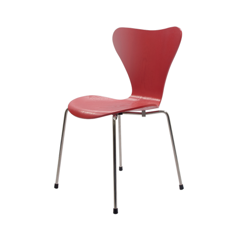 dining chair Butterfly series red