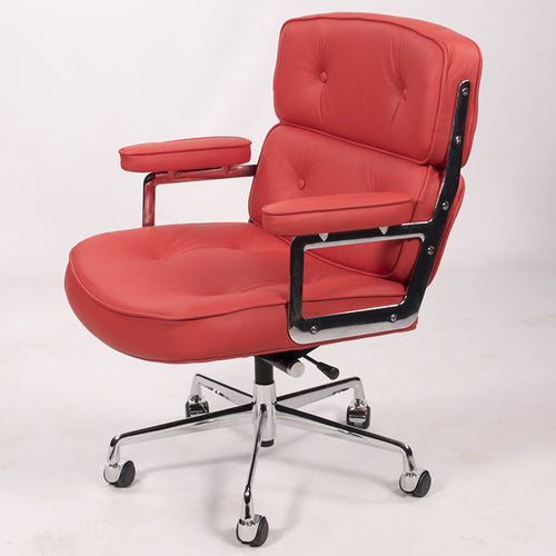 office chair ES104 red