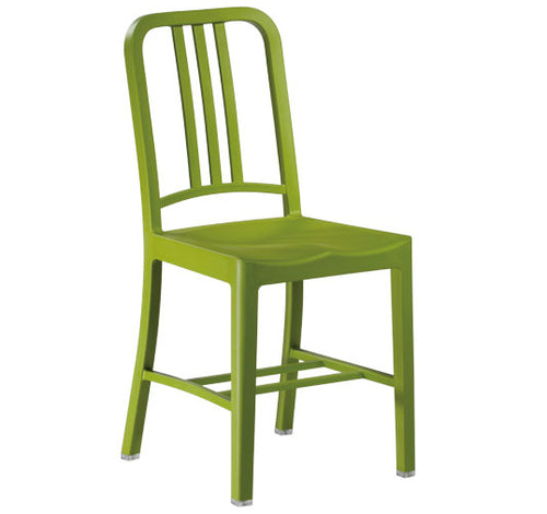 terrace chair Navy Chair Polypropylene PP green