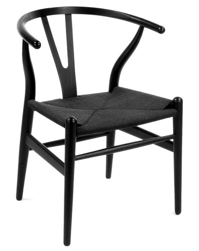 dining chair Y-Chair Black