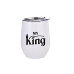 King Stemless Wine Tumbler