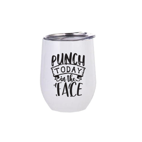 Punch Today Stemless Wine Tumbler