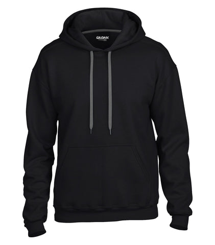 Gildan Premium Cotton Ring Spun Fleece Hooded Sweatshirt