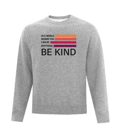 Be Kind Crewneck sweater