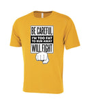 Too Fat To Run T-Shirt