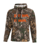 Realtree Tech Fleece Hooded Sweatshirt