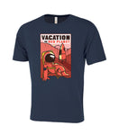 Red Planet Vacation T-Shirt