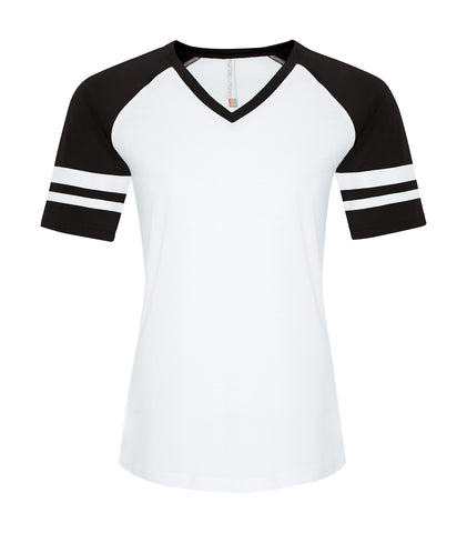 ATC™ EUROSPUN® RING SPUN BASEBALL LADIES' TEE
