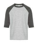 ATC™ EUROSPUN® RING SPUN BASEBALL YOUTH TEE