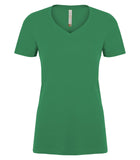 ATC™ EUROSPUN® RING SPUN V-NECK LADIES' TEE