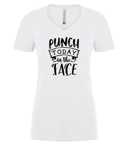 Punch Today Ladies Tshirt