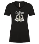 Queen Chess Ladies Tshirt