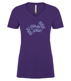 Witchy and Wild Ladies Tshirt