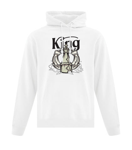 King Chess Hooded Sweatshirt