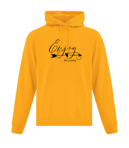 Enjoy the Journey Hooded Sweatshirt