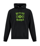 Witchy Mama Hooded Sweatshirt
