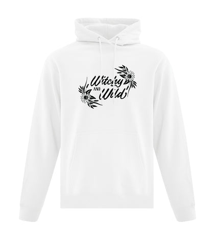 Witchy and Wild Hooded Sweatshirt