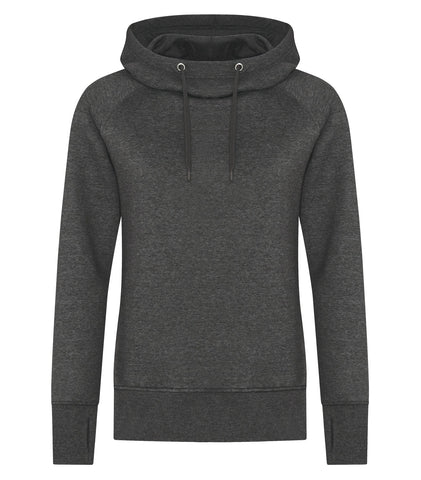 ATC™ ESACTIVE® VINTAGE HOODED LADIES' SWEATSHIRT