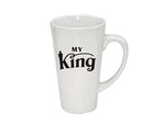 King 17oz Latte Mug