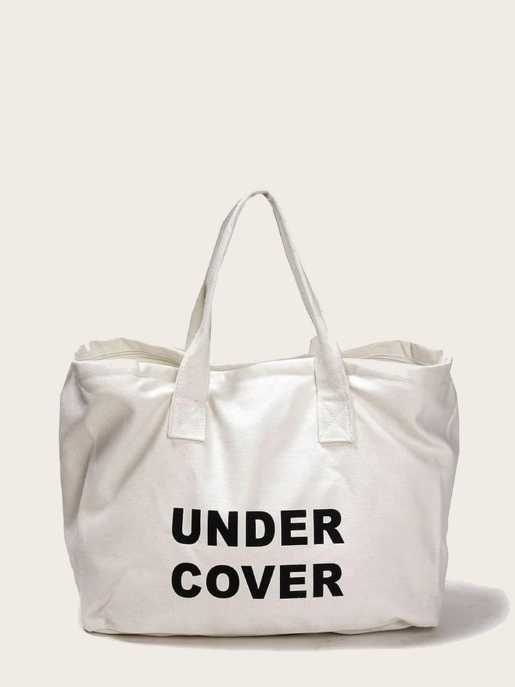 Under Cover Tote Bag