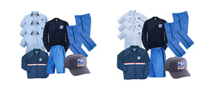 The Best Type 1 Postal Uniforms for City Letter Carriers/CCA/MVS