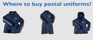 Where to Buy Postal Uniforms? - The (3) Places to Purchase