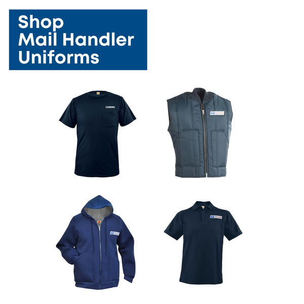 postal uniforms - mail handlers & maintenance
