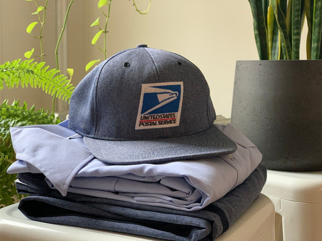 baseball cap/hat - postal uniforms