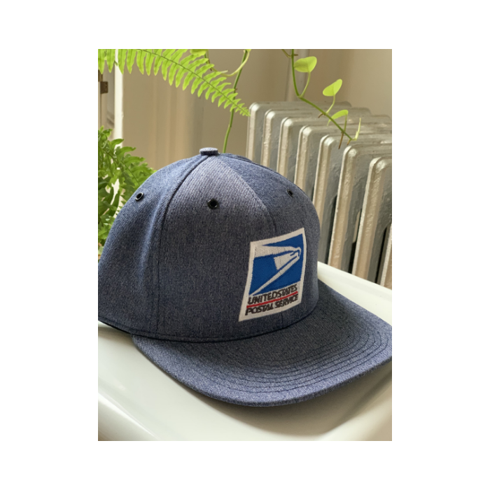 baseball hat - postal uniform usps