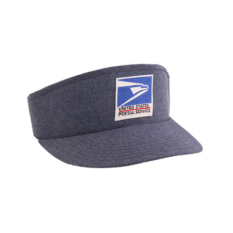 postal uniforms - sun visor/hat