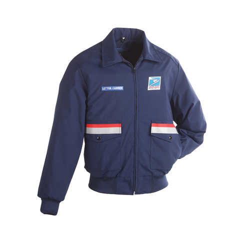 postal uniforms - unisex bomber jacket/coat