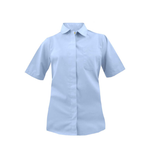 postal uniforms clerk short sleeve dress shirt women's