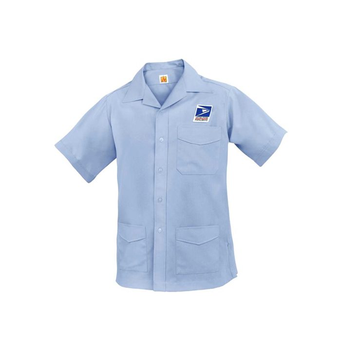 postal uniforms letter carrier shirt jacket men's