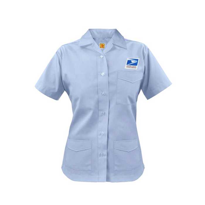 postal uniforms letter carrier shirt jacket women's